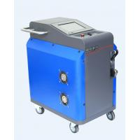 Buy cheap 100 Watt Laser Rust Removal Machine 1 - 150mm Scanning Width For Industry from wholesalers