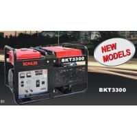 Buy cheap 4 Stroke / OHV Small Gas Powered Generator , 15KW Three Phase product