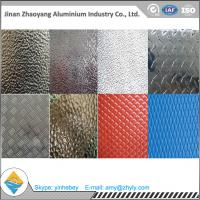 Buy cheap Flat Aluminum Sheet 1060 3003 5052 5083 H14 H24 H18 H32 Aluminium Checkered Plate from wholesalers