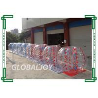 Buy cheap SGS Inflatable Bumper Ball  Wearable Bubble Soccer Ball Suits from wholesalers