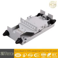 Buy cheap Straight Through Fiber Optic Cable Termination Boxes Desktop Mounting Dustproof from wholesalers