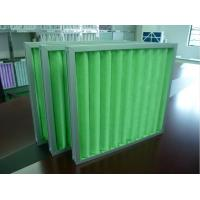 Buy cheap Dust Collection Synthetic Fiber G4 Washable Air Filters with Aluminium Frame from wholesalers