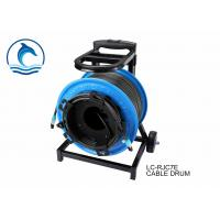 Buy cheap Metal Empty Cable Drum LC-RJC7E 2 Years Warranty With CAT7 Connectors from wholesalers