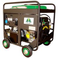 Buy cheap Dual Use Diesel Welder Generator , 50A - 190A 50Hz Air-Cooled from wholesalers