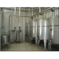 Buy cheap Semi Automatic 500L CIP Washing System On - Line Cleaning And Sterilization System product
