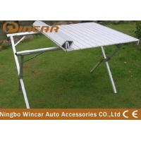 Buy cheap Professional  Outdoor Camping Tables , aluminum folding beach table from wholesalers