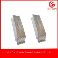 Buy cheap Tea / Coffee Aluminium Foil Packaging Bags , Self Standing Side Gusset Bags from wholesalers