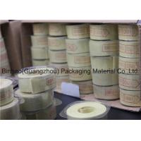 Buy cheap Tobacco / Cigarette Parts Garniture Ceramic Fiber Tape Kevlar / Aramid Material from wholesalers