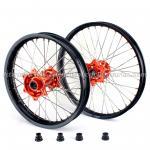 Buy cheap KTM Black Custom Aluminum Motorcycle Wheels Rims For Dirt Bike from wholesalers