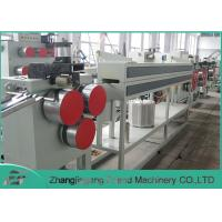 Buy cheap Easy Operation Pet Strap Making Machine , Pet Strap Production Line from wholesalers