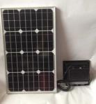 Buy cheap 50W Solar LED Flood Light with PIR Motion Sensor from wholesalers