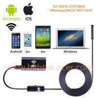 Buy cheap Soft Tube 1/1.5/2/3.5/5m 720P Waterproof Borescope WiFi USB Endoscopes for Android/IOS/Windows PC from wholesalers
