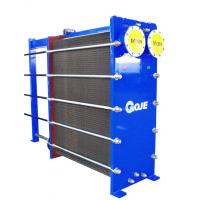 Buy cheap Wide Flow Path Commercial Semi Welded Plate Heat Exchanger For Sugar Industry from wholesalers