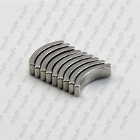 Buy cheap Permanent Arc NdFeB Magnet from wholesalers