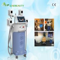 Buy cheap Two cryo handle working together cool shaping cryolipolysis slimming machine from wholesalers