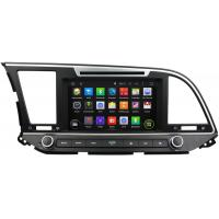 Buy cheap Professional Avante Hyundai DVD GPS , 2016 2017 Hyundai Car DVD Player With GPS Navigation from wholesalers