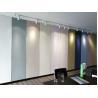 Colorful Cloth Surface Natural Hemp Fiberboard Panels Good Bending Toughness