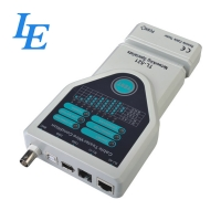Buy cheap Auto Scan RJ45 Network Cable Tester For Telecommunication from wholesalers