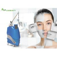 Buy cheap New design 532nm 1064nm q switched nd yag wrinkle removal tattoo removal pico laser machine from wholesalers