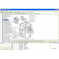Buy cheap Auto Diagnostics Software Yanmar Spare Parts Catalog epc 2009 For Crawler Excavators from wholesalers