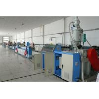 Buy cheap PET / PP Strap Profile Extrusion Line With PLC Control For Packing from wholesalers