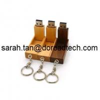 Buy cheap Wooden Foldable USB Flash Drives, 100% Real Capacity USB Memory Sticks from wholesalers