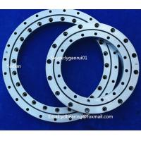 Buy cheap XSU140644Single-row Crossed Roller Slewing Ring Bearings 574x714x56mm without gear Replace INA Brand from wholesalers