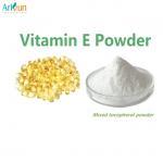 Buy cheap 100% Natural Mixed Tocopherol 30% Vitamins Raw Materials Long-Term Supply Medicine Grade from wholesalers