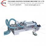 Buy cheap Antiexplosive Semi Automatic Liquid Filling Machine 300-2500 Ml Range from wholesalers