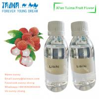 Buy cheap Concentrate fruit flavoring tobacco/mint aroma liquid food grade Litchi flavor for E-liquid product