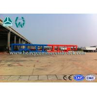 Buy cheap Two Axles 9 Or 10 Car Carrier Semi Trailer Toyota 11R22.5 Tyre Skeletal Type from wholesalers