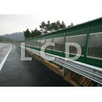 Gear Box Driven Roadway Guardrail Roll Forming Machine Two Waves High Accurancy