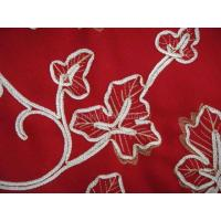 Buy cheap Woolen Packet Cotton Cord Embroidery (J07003) from wholesalers