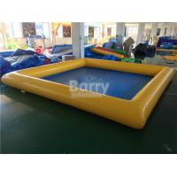 Buy cheap Activity pool inflatable pool ,custom commercial use children inflatable pool for kid from wholesalers