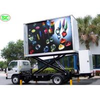 Buy cheap Advertising 3G Controller Mobile Truck LED Display SMD P5 High Resolution from wholesalers