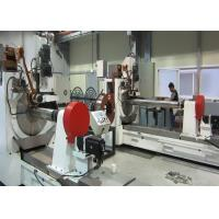 Buy cheap Export Wedge Stainless Steel Wire Screen Welding Machine Slot size 0.05mm from wholesalers