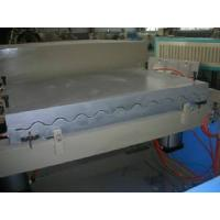 Buy cheap Warehouse Heat Insulated PVC Corrugated Roof Tiles Sheet Extrusion Machine from wholesalers