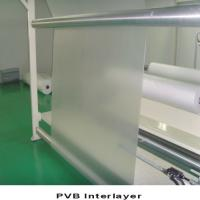 Buy cheap PVB Interlayer film for Laminated Safety Glass of Curtain walls/Skylights/Canopy from wholesalers