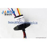 15A 2 Circiuts Signal Electrical Capsule Slip Ring OD 22mm 3 Circiuts