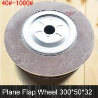Buy cheap 300*50*32mm Good  quality Chuck Flap Wheel product
