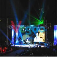 Anti - Static Shockproof P4.8 Led Wall Screen Display Outdoor For Shopping Malls