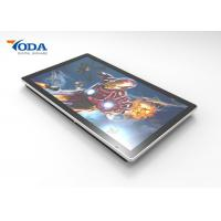 Buy cheap LCD Touch Screen Indoor Digital Signage Custom Color For Advertising from wholesalers