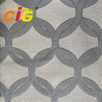 Buy cheap 100 Polyester Velvet Jacquard Home Textile Fabric Window Curtain Fabric from wholesalers