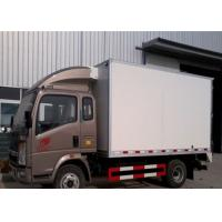 Buy cheap 4×2 Meat / Milk / Frozen Foods Refrigerated Food Truck 6 Tons Vaccine Vehicles from wholesalers