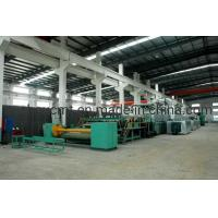 Buy cheap Light Industry Projects E Glass Fiber Chopped Strand Mat 100-900g/M2 Production Line from wholesalers