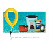 Buy cheap Yellow Floating Camera Mount 1 - Pack Float Strap for All Waterproof Cameras from wholesalers