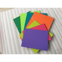 Buy cheap High Peeling Strength ACP Aluminium Composite Panel With Chameleon Color from wholesalers