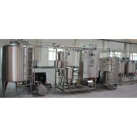 Buy cheap Industrial Yogurt Making Equipment Liquid Milk Processing Line For Dairy Yogurt from wholesalers