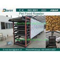150-200kg/hr Pet Food Extruder Machine , fish feed extruder machine