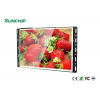 China High Resolution Wifi Open Frame LCD Panel For Video Picture Advertising on sale